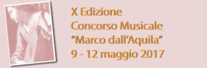 X concorso MdA